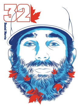 Daniel Norris commissioned work