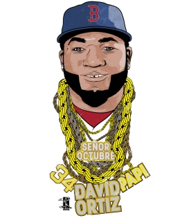 "David Ortiz for ""500 Level"""