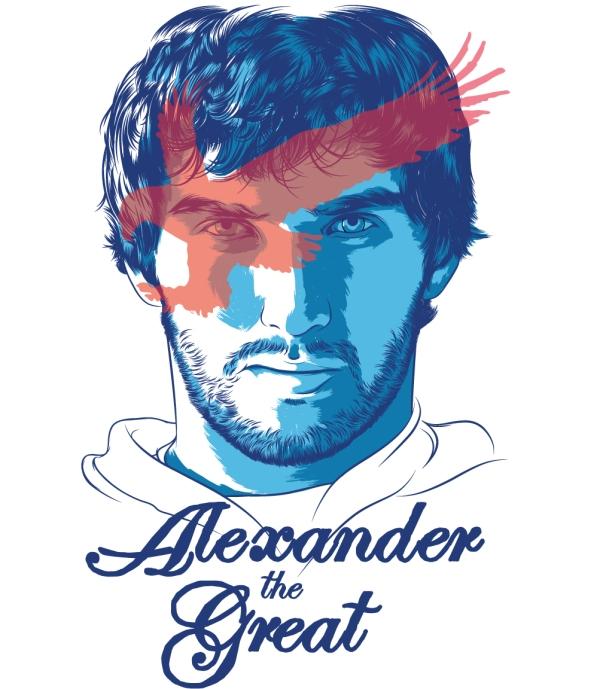 "Alexander Ovechkin for ""500 Level"""